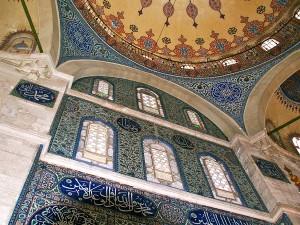 Sokollu Mehmet Paşa Camii (Sokollu Pasamoskee) in Istanbul, Turkije