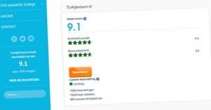 Beoordelingen van TurkijeVisum.nl