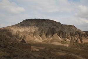 De bijzondere aardpiramides die je overal in Cappadocië vindt