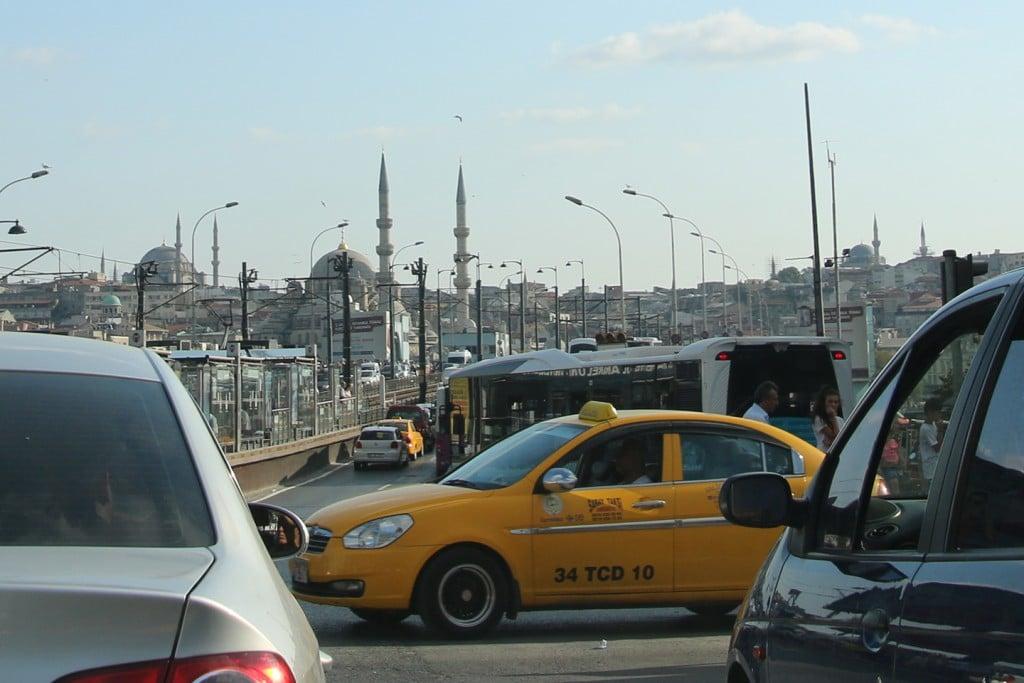 Autorijden in Istanbul