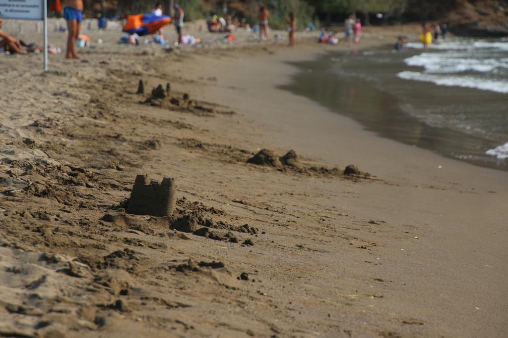 Het Iztuzu strand