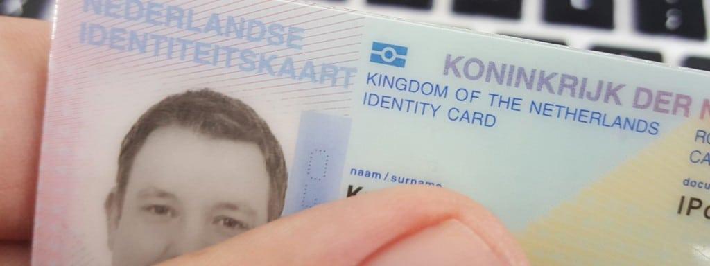 Nederlandse identiteitskaart