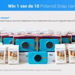 Win een originele Polaroid Snap bij je visum voor Turkije!