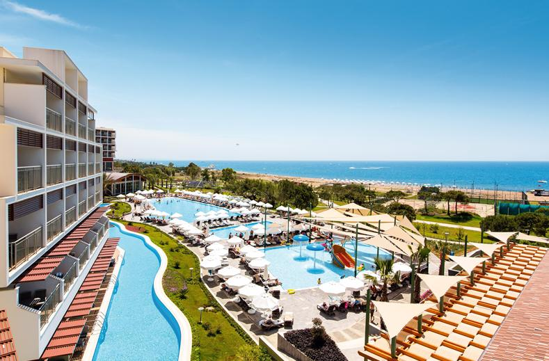 De beste Adult Only hotels in Turkije