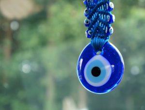 Het blauwe oog