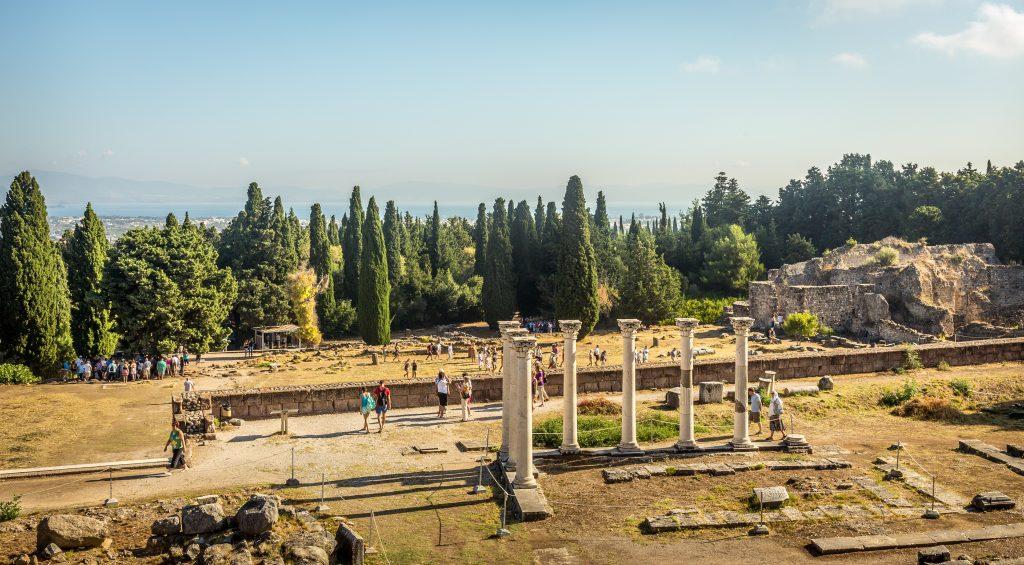Asklepieion op Kos, Griekenland