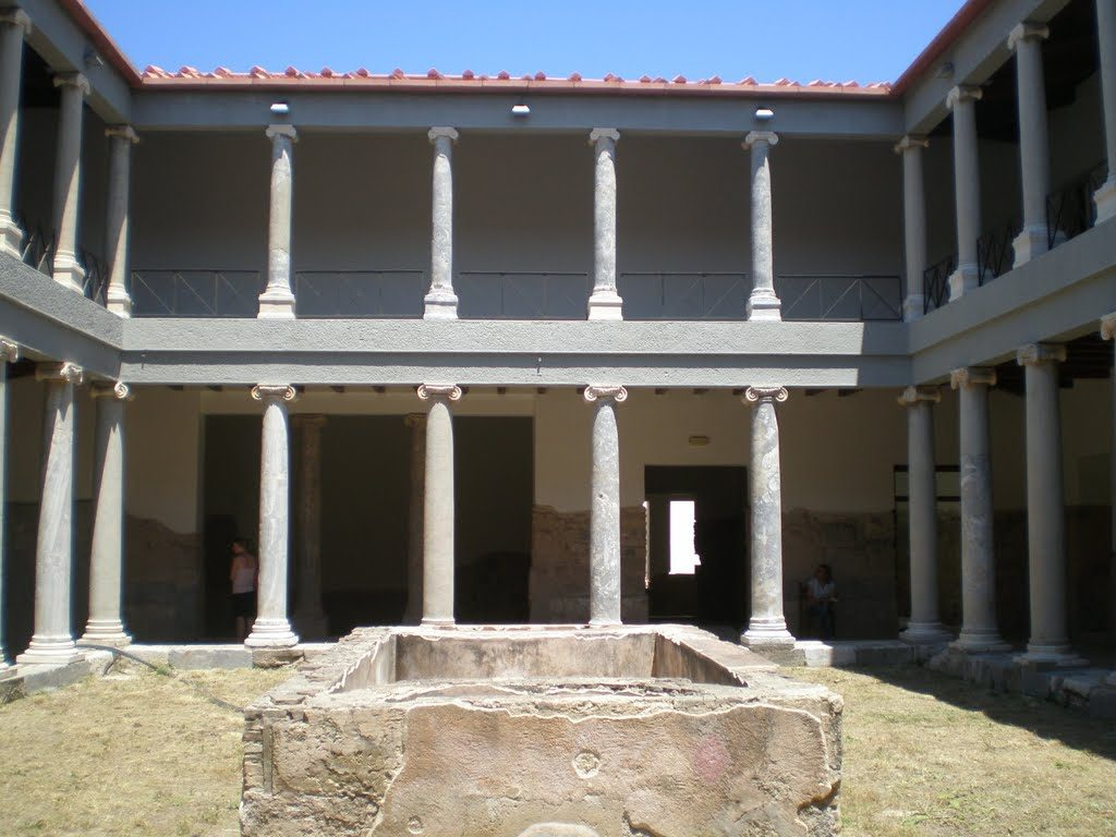 Casa Romana in Kos-Stad, Kos