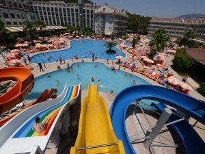 Green Nature Resort & Spa in Marmaris, Turkije