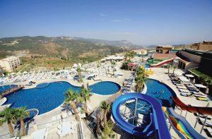 Kusadasi Golf & Spa Resort in Kusadasi, Turkije