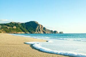 Cleopatra Beach in Turkije