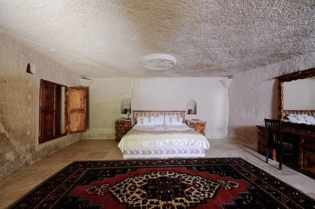 Grothotel in Cappadocië