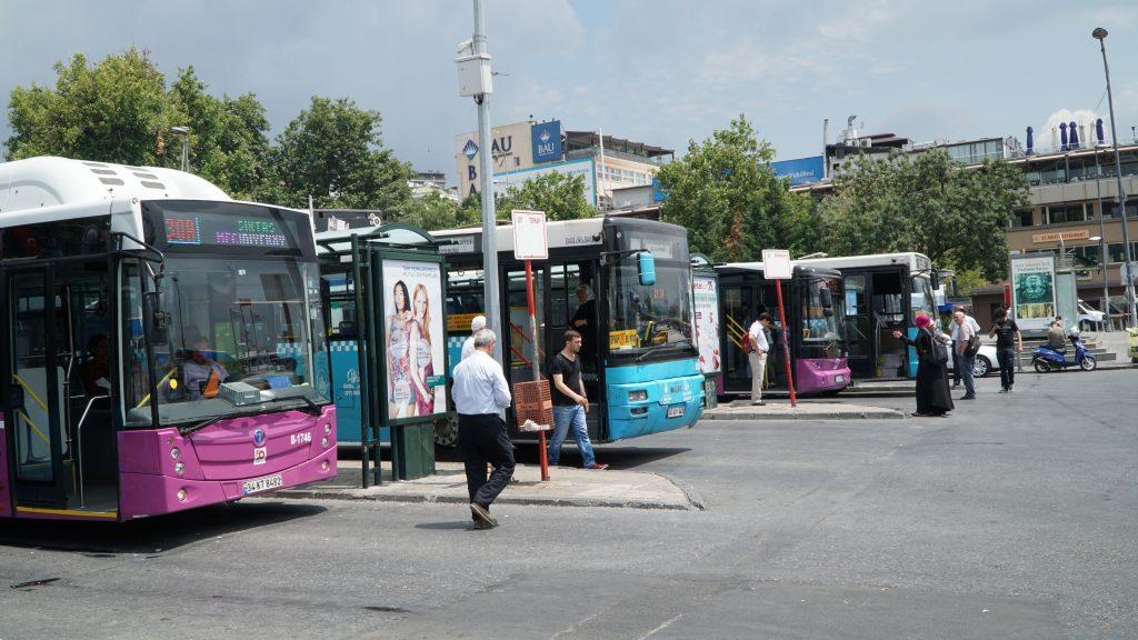 Openbaar vervoer in Turkije