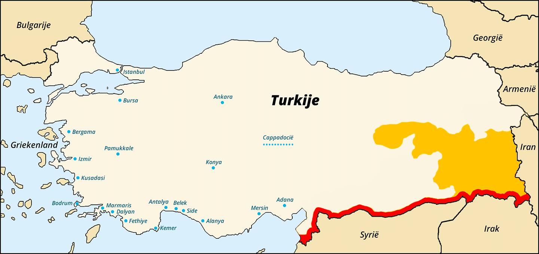 Reisadvies Turkije 2019-07-16